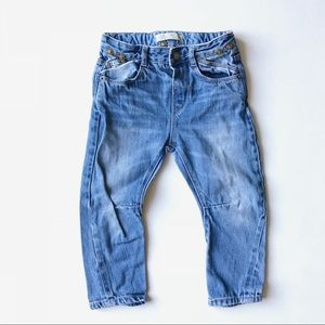 Zara | Baby Boy Carrot Fit Jeans